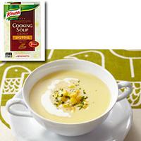 【常温】クノール クッキングスープ コーンクリーム 500G×2入