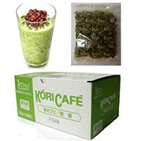 【冷凍】氷カフェ抹茶 60G 20食入