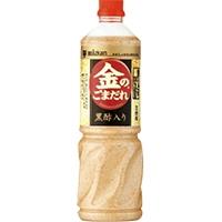 【常温】金のごまだれ黒酢入り 1055G (株式会社Mizkan/和風調味料/たれ)