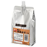 【常温】調味みそ 田楽みそ 1KG (ハナマルキ株式会社/和風調味料/調味味噌)