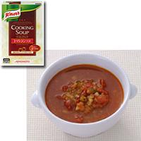 【常温】クノール クッキングスープ トマトコンソメ 400G×2入 (味の素/洋風スープ)