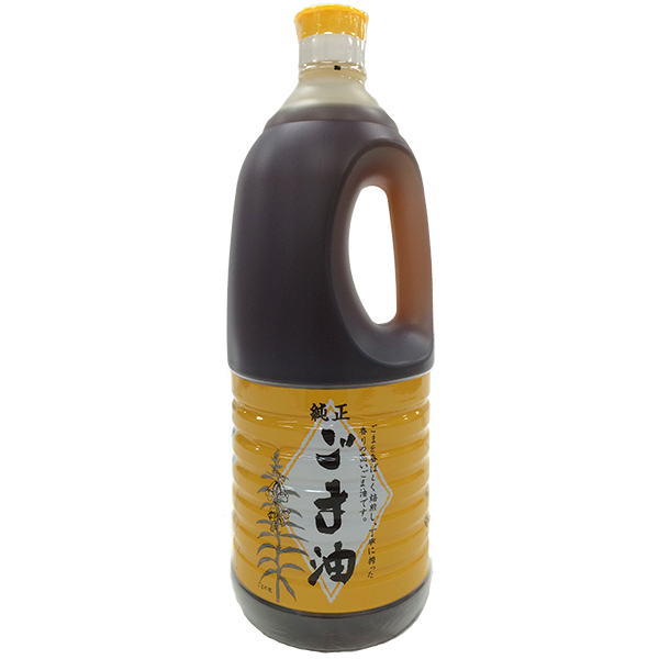 【常温】WB純正ごま油(ペットボトル) 1650G