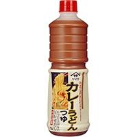 【常温】カレーうどんつゆ(4倍濃縮) 1L (ヤマサ醤油/和風つゆ/めんつゆ)