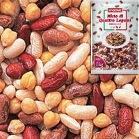 【冷凍】4種豆のミックス 1KG (カゴメ/農産加工品【冷凍】/まめ)
