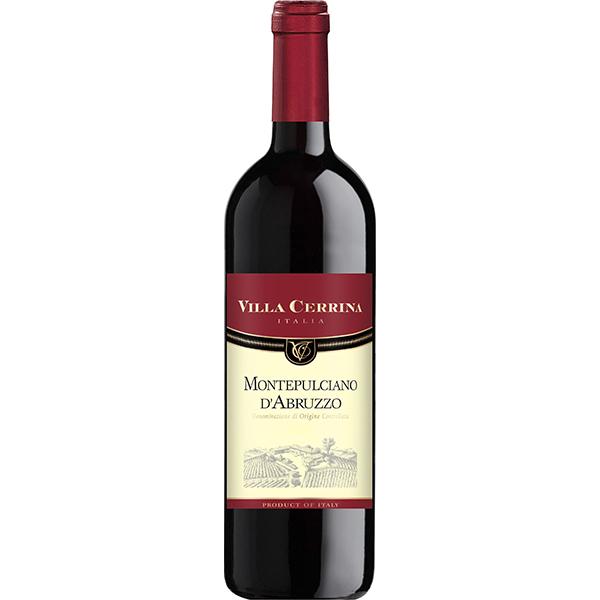 【冷蔵】ヴィラ・チェリナ) モンテプルチアーノ・ダブルッツォ 750ML (株式会社ティーアイトレーディング/イタリアワイン)