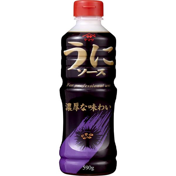 【常温】うにソース 590G (ヤマサ醤油/和風調味料/その他)