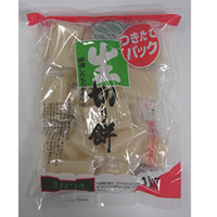 【常温】大新食品) つきたてパック生切り餅 1KG (ユアサフナショク株式会社/米加工品)