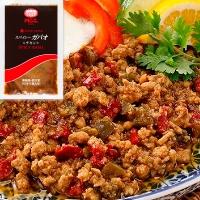 【冷凍】スパイシーガパオ(チキン) 160G 5食入 (エムシーシー食品/エスニック系)