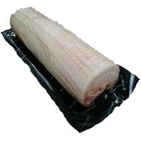 【冷凍】デンマーク産 豚バラネット巻 1.1KG (グルメん栗清/豚肉/豚ブロック)
