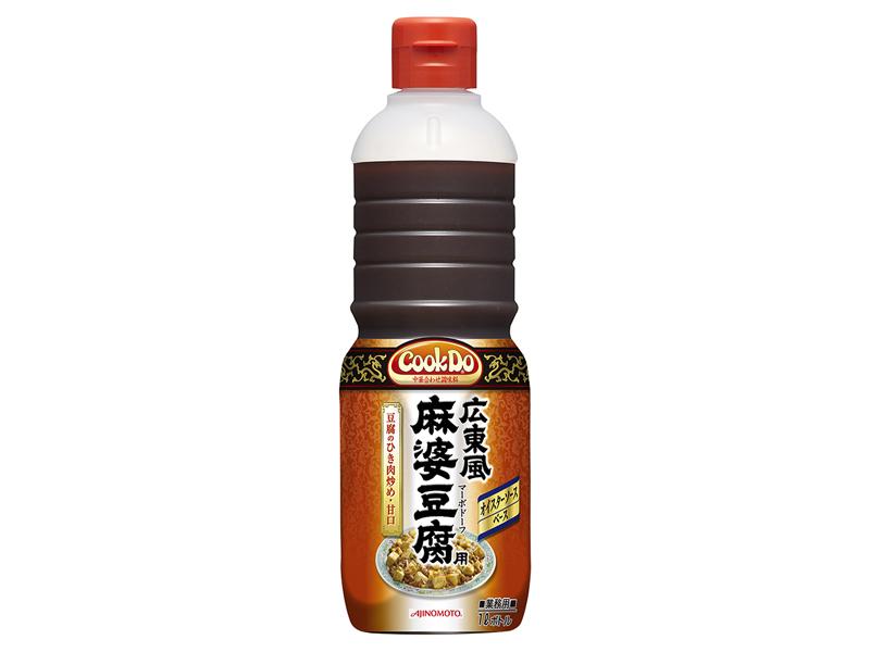 【常温】Cook Do 広東風麻婆豆腐 1L