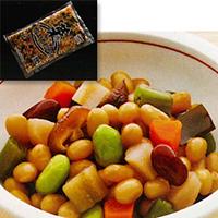 【冷凍】豆と野菜の彩り煮 500G (マルハニチロ/煮物)