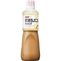 【常温】すりおろしオニオンドレッシング 1L (キユーピー株式会社/ドレッシング/和風)