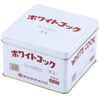 【冷蔵】ホワイトコックマーガリン(クッキングミニ) 2.5KG (マリンフード株式会社/マーガリン)