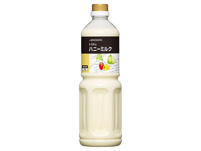 【常温】トスドレ ハニーミルク 1L (味の素/ドレッシング/洋風)