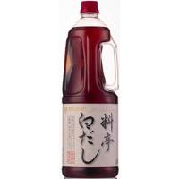 【常温】料亭白だし(ペットボトル) 1.8L (株式会社Mizkan/和風調味料/だし)