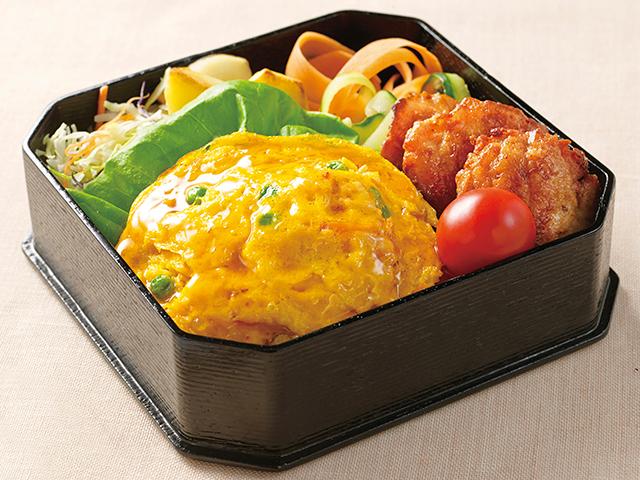 【冷凍】カニ玉 85G 40食入 (株式会社ニチレイフーズ/卵加工品/和風卵)
