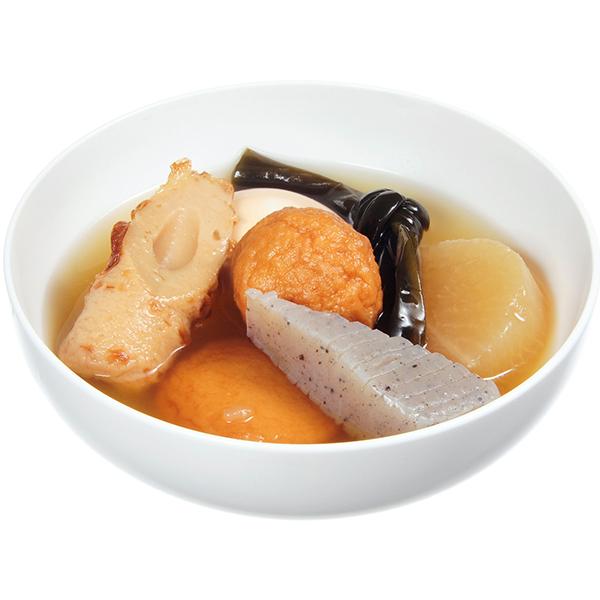 【常温】七彩おでん 370G 10食入 (キッコーマンソイフーズ/おでん)
