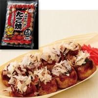 【冷凍】手焼大っきいたこやき 約30G 40食入 (マルハニチロ/和風調理品/たこ焼/お好み焼)