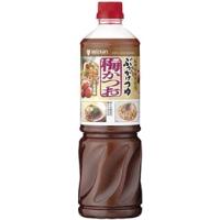 【常温】ぶっかけつゆ梅かつお 1100G (株式会社Mizkan/和風つゆ/冷やしつゆ)