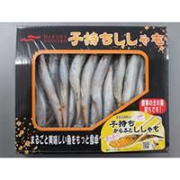 【冷凍】子持ちししゃも 2L  32尾 (大都魚類株式会社/魚/小魚)