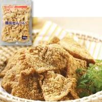 【冷凍】鶏皮せんべい 500G (株式会社ニチレイフーズ/鶏加工品/鶏その他)