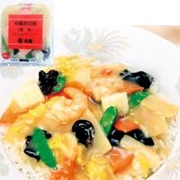 【冷凍】大龍) 中華丼の具(塩味)R  180G (米久デリカフーズ株式会社/和風調理品/野菜)
