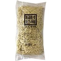 【冷蔵】埼玉県産小麦太打ち中華麺 150G