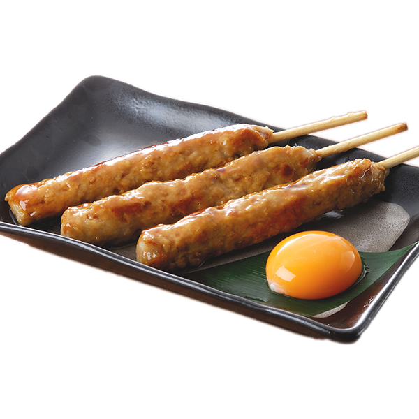 【冷凍】鴨つくね串 10本入 10食入 (コックフーズ/鴨肉)