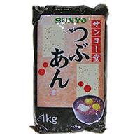 【常温】サンヨー) つぶあん 1KG (明糧食品/農産加工品【常温】/まめ)