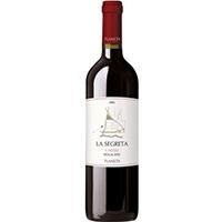 【冷蔵】プラネタ) ラ・セグレタ・ロッソ 750ML (日欧商事株式会社/イタリアワイン)