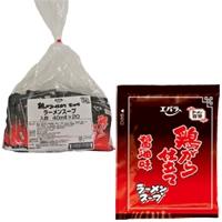 【常温】鶏がら仕立て 醤油味 40ML 20食入 (エバラ食品工業/ラーメンスープ/醤油)