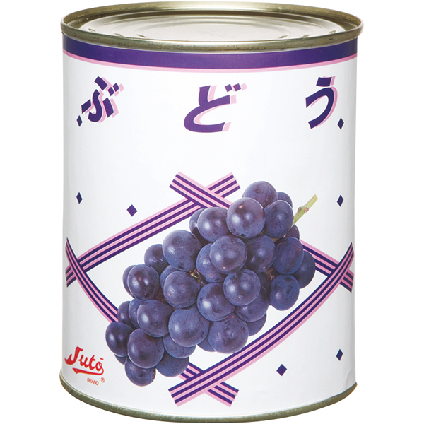 【常温】ぶどうL  2号缶 (ストー缶詰株式会社/農産缶詰)