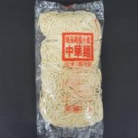 【冷蔵】埼玉県産小麦中華麺 120G