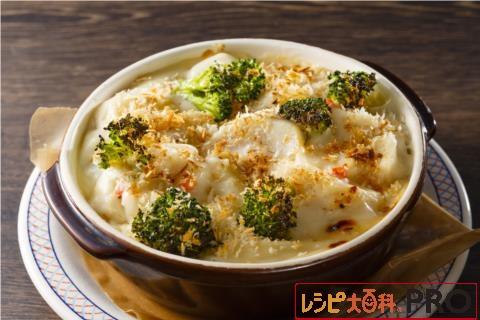 【常温・冷蔵・冷凍】レシピ/鱈のポテトグラタン