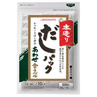 【常温】本造り だしパック あわせ金ラベル 50G (味の素/和風調味料/だし)
