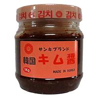 【冷蔵】キム醤 1KG (株式会社三輝/その他調味料)