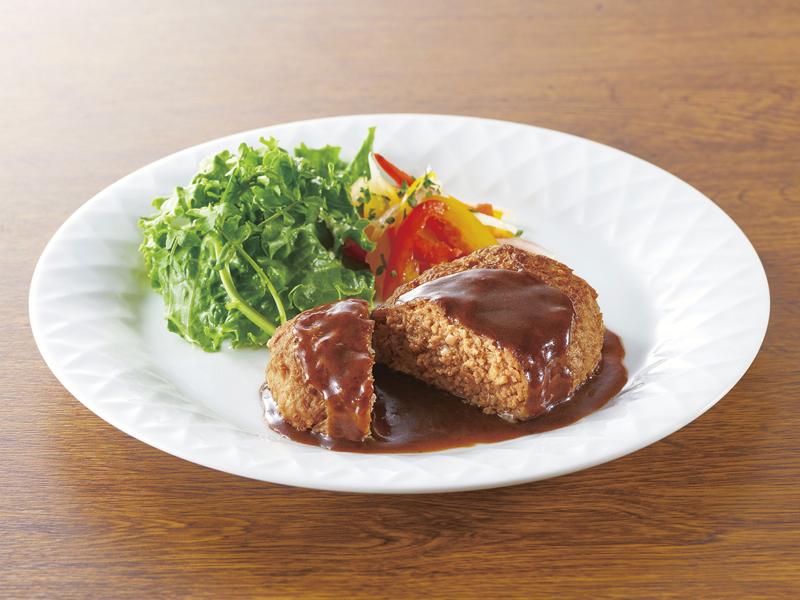 【常温・冷凍】レシピ/ロコモコ丼