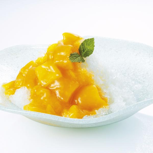 【冷凍】ごろっと果実 マンゴーのソース 200G (キユーピー株式会社/ジャム・ソース)