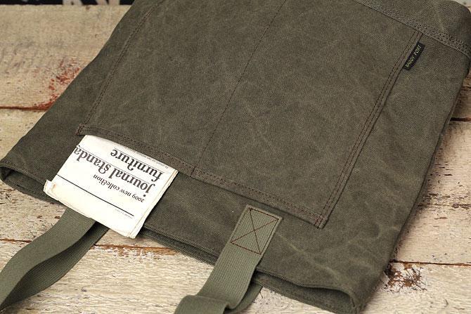 帆布トートバッグ メンズ A4サイズ 備長炭染めハンプ バギーポート kon 2062