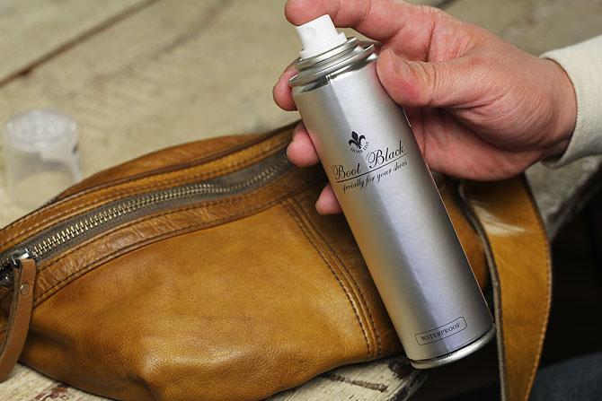 BBウォータープルーフスプレー 革のお手入れ用 防水スプレー 180ml コロンブス