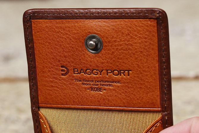 レザー 小銭入れ メンズ ミネルバボックス バギーポート BAGGY PORT 本革 zys 1304 バダラッシィ・カルロ社製