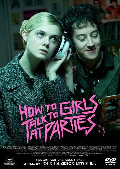 「パーティで女の子に話しかけるには」Tシャツ(スミクロ)付き DVD
