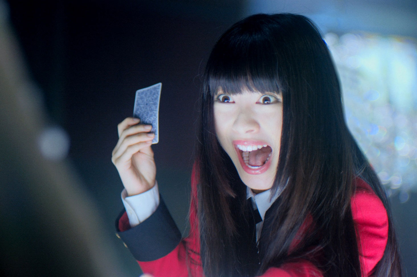 「映画 賭ケグルイ」DVD(2枚組) 初回限定 特製トランプ付