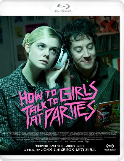 「パーティで女の子に話しかけるには」Tシャツ(スミクロ)付き ブルーレイ