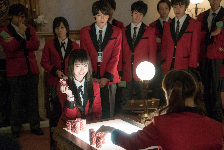 「賭ケグルイ season1」DVD BOX(5枚組)