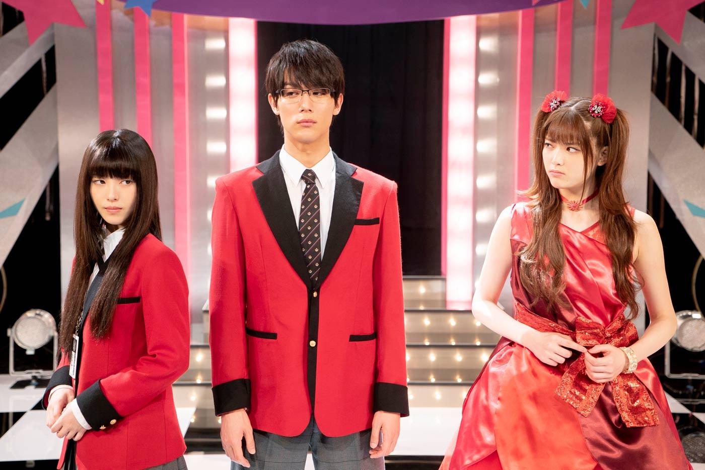 「賭ケグルイ season2」Blu-ray BOX(2枚組)