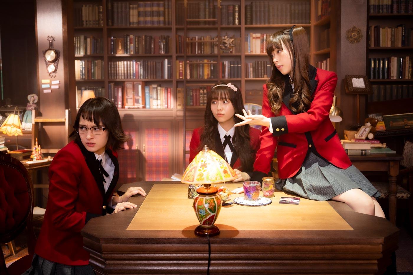 「賭ケグルイ双(ツイン)」DVD(2枚組)