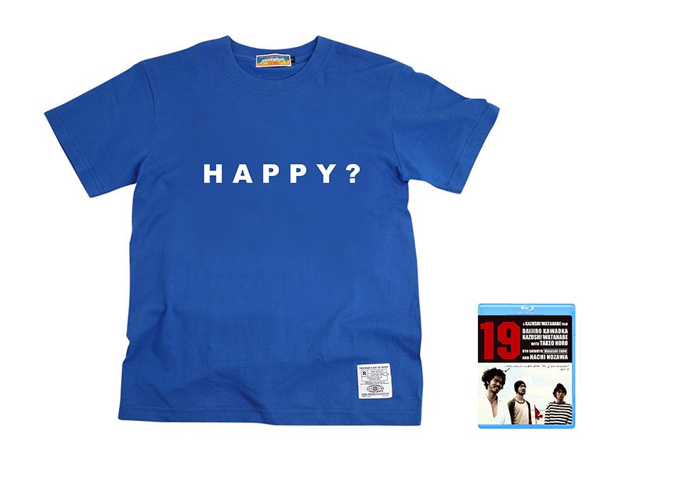 「19(ナインティーン)」Tシャツ付き ブルーレイ
