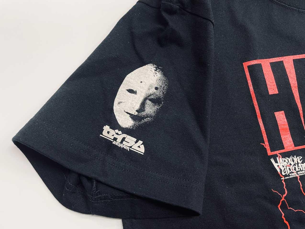 劇場公開30周年記念『ゼイラム』ハードコアチョコレート/GAGA★ONLINE STORE別注カラーTシャツ