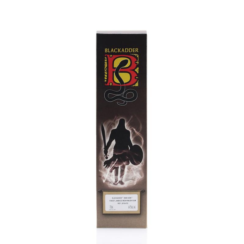 BLACKADDER RAW CASK JAMAICA MONYMUSK RUM 2007 11yo Cask Ref:2019-010 64.2%